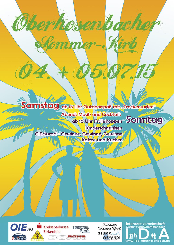 Plakat Summer